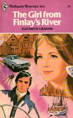 The Girl From Finlay's River by Elizabeth Graham Harlequin Romance Book Novel 0373020627
