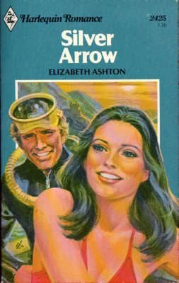 Silver Arrow by Elizabeth Ashton Harlequin Romance Book Novel Paperback 0373024258