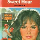 One Brief Sweet Hour by Jane Arbor Harlequin Romance Book Novel 0373024193