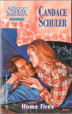 Home Fires by Candace Schuler Harlequin Romance Contemporary Book Novel 0373471874
