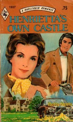Henrietta's Own Castle by Betty Neels Harlequin Romance Book Novel 0373019378