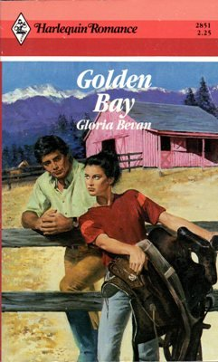 Golden Bay by Gloria Bevan Harlequin Romance Contemporary Book Novel 0373028512