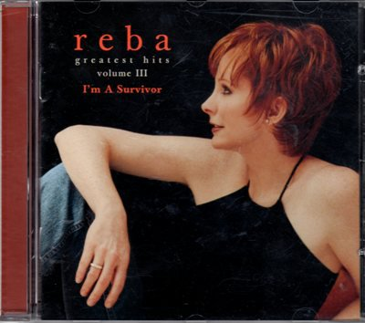 I'm A Survivor, Sweet Music Man, And Still, Take It Back by Reba McEntire Music CD