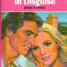Devil In Disguise by Jessica Steele Harlequin Romance Book Novel 037302424X