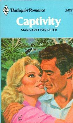 Captivity by Margaret Pargeter Harlequin Romance Book Novel Paperback 0373024223