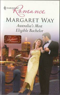 Australia's Most Eligible Bachelor by Margaret Way Harlequin Romance 0373176791
