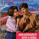 Arrangement With A Rebel by Anne Marie Duquette Harlequin Romance Ex-Library 0373032129