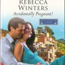 Accidentally Pregnant by Rebecca Winters Harlequin Romance Book Novel 0373176813