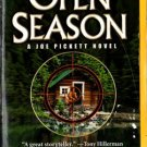 Open Season by C. J. Box A Joe Pickett Mystery C J Ex-Library Book Paperback 042518546X