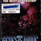The Genesis Wave by John Vornholt Star Trek Paperback Ex-Library Book Novel 0743463838