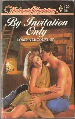 By Invitation Only by Lorena McCourtney Harlequin Temptation Book Novel 037325220X