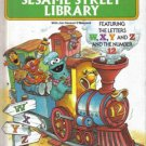 The Sesame Street Library Volume 12 Hardcover Book Jim Henson's Muppets 0834300206