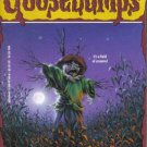 The Scarecrow Walks At Midnight by R. L. Stine Goosebumps #20 Book 0590477420