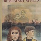 The Man in the Woods by Rosemary Wells Ex-Library Hardcover Book 0803700717