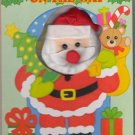 Santa's On The Way Playmore Inc Cut Out Board Child Baby Children Book 1590601521