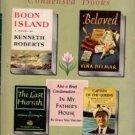 Readers Digest Condensed Books Beloved Vina Delmar Boon Hardcover Novel Volume 2
