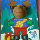 My Little Reindeer Playmore Inc Cut Out Board Child Children Baby Book 1590601548