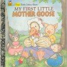 My First Little Mother Goose Lucinda McQueen Book 0307302105