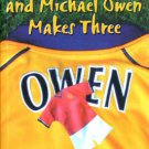 Julie and Me and Michael Owen Makes Three by Alan Gibbons Book 1842550489