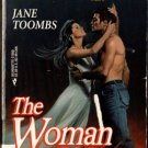 The Woman In White by Jane Toombs Shadows Ex-Library Book Novel 037327050X
