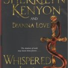 Whispered Lies by Sherrilyn Kenyon Dianna Love Romance Suspense Book 1416597425