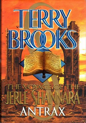 The Voyage Of The Jerle Shannara Terry Brooks Antrax Fiction Hardcover 0345397665