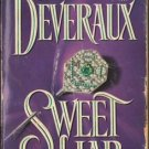 Sweet Liar by Jude Deveraux Romance Fiction Ex-Library Book Novel 0671689746