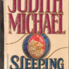 Sleeping Beauty by Judith Michael Fiction Romance Ex-Library Book Novel 0671782525