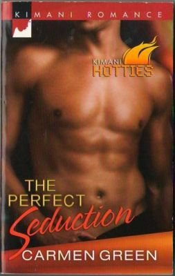 The Perfect Seduction by Carmen Green Fiction Fantasy Romance Book Novel 0373861451