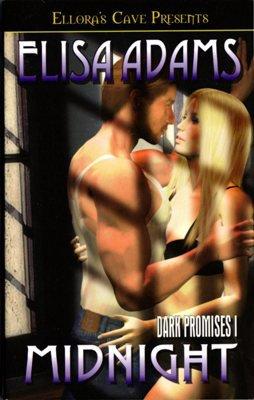 Midnight Dark Promises I by Elisa Adams Ellora's Cave Romance Book 1419950495