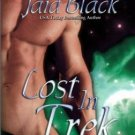 Lost in Trek by Jaid Black Dementia Ellora's Cave Never A Slave Book 1419956396