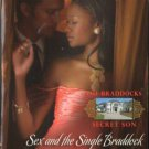 Sex And The Single Braddock by Robyn Amos Romance Book Fiction Novel 0373860811