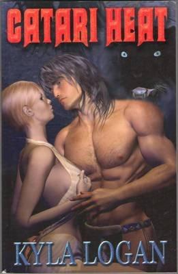Catari Heat by Kyla Logan Romance Fiction Book Feline Shapeshifters 1595964843