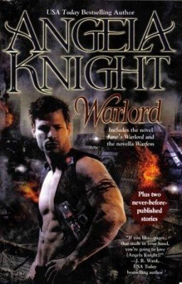 Warlord by Angela Knight Includes Jane's Warlord Warfem Fiction Book