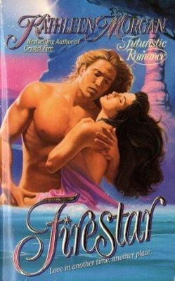 FireStar by Kathleen Morgan Futuristic Fiction Romance Book Novel 0505522187