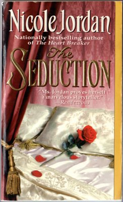 The Seduction by Nicole Jordan Historical Romance Book Novel 0449004848