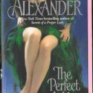 The Perfect Wife by Victoria Alexander Historical Romance Book Novel 0061438553