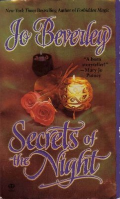 Secrets Of The Night by Jo Beverley Fiction Historical Romance Novel Book 0451408896