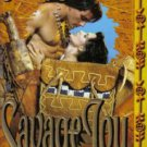 Savage Joy by Cassie Edwards Fiction Historical Romance Book Novel 0843944803