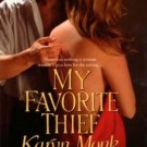 My Favourite Thief by Karyn Monk Historical Romance Hardcover Book 0739439871