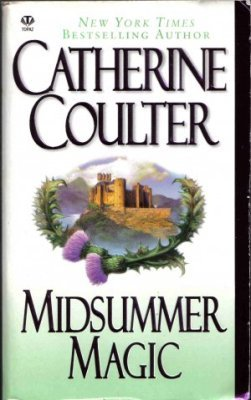 Midsummer Magic by Catherine Coulter Fiction Historical Romance Novel Book 0451408705
