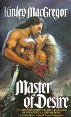 Master of Desire by Kinley MacGregor Historical Romance Book Novel 0061087130
