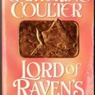 Lord Of Raven's Peak by Catherine Coulter Historical Romance Book Novel 0515113514