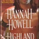 Highland Wolf by Hannah Howell Fiction Historical Romance Novel Book 082178000X