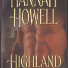 Highland Lover by Hannah Howell Historical Romance Fiction Novel Book 0821777599