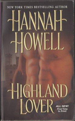 Highland Lover by Hannah Howell Historical Romance Fiction Novel Book 0821777599