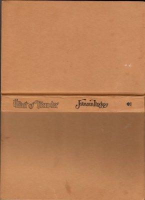 Heart Of Thunder by Johanna Lindsey Fiction Fantasy Historical Romance Hardcover Book