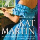 Heart Of Honor by Kat Martin Historical Romance Fiction Book Novel 0778323838