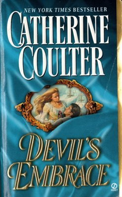 Devil's Embrace by Catherine Coulter Historical Romance Fiction Book 0451200268
