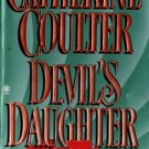 Devil's Daughter by Catherine Coulter Historical Romance Novel Book 0451158636